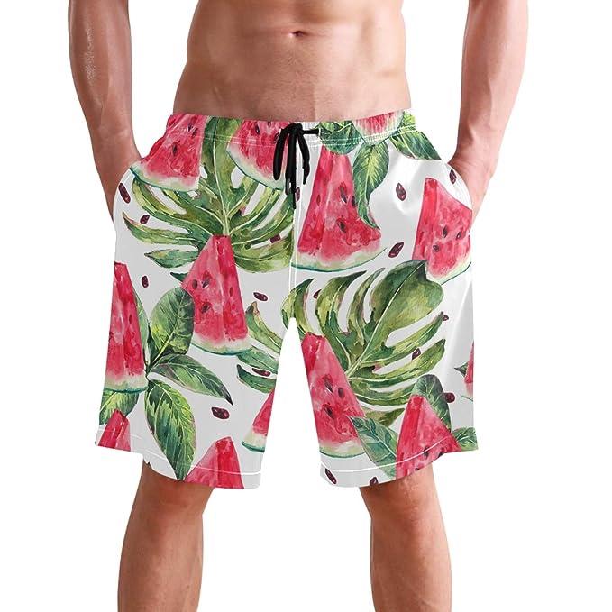 Amazon.com: Visesunny - Pantalones cortos de playa para ...