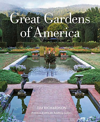 Great Gardens of America book