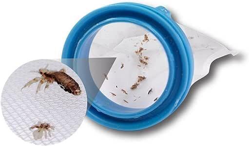 v-comb captura Filtro electrónico cabeza piojos y huevo Remover ...