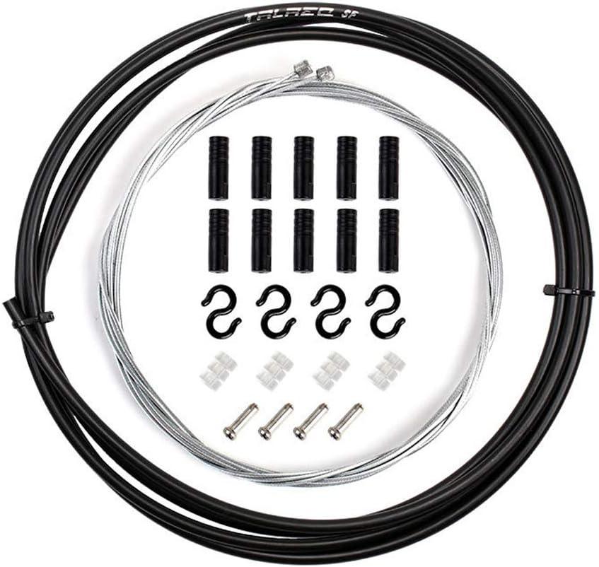 TRLREQ - Juego de revestimiento de cable de cambio para bicicleta universal para cambio Shimano Sram/bicicleta MTB o carretera
