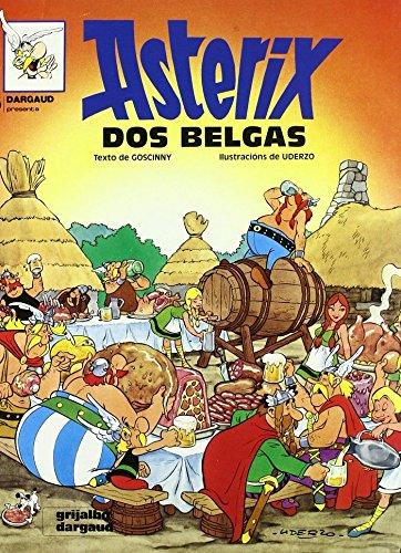 Astérix na terra dos Belgas