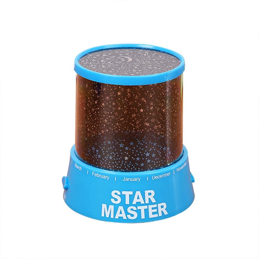 Lámpara de proyector de luz estrellada para el cielo de estrellas ...
