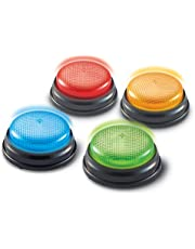 Learning Resources Lights and Sounds Buzzers - LER3776