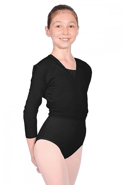 dance cardigan over ballet Roch Valley Cotton Nikki  Tie cross