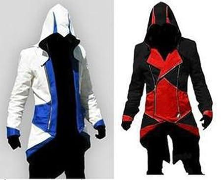 Assassins Creed 3 Iii Conner Kenway sudadera con capucha de ...