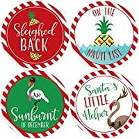 Funny Christmas Party Names.Flamingle Bells Tropical Flamingo Christmas Party Funny