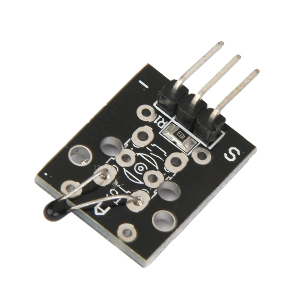 Imported Analog Temperature Sensor Module Thermistor Board For Circuit Measuring Using A And Arduino Avr Pic Industrial Scientific