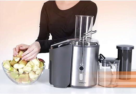 ambiano profesional de licuadora 800 W 1 L para frutas y verduras ...