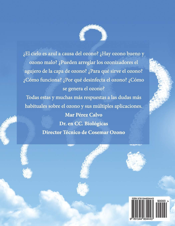 Ozono: tecnología viva: Tratamientos de desinfección: aire ...