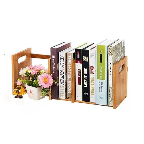 Amazon Com Diy Wooden Book Shelf Storage Rack Office