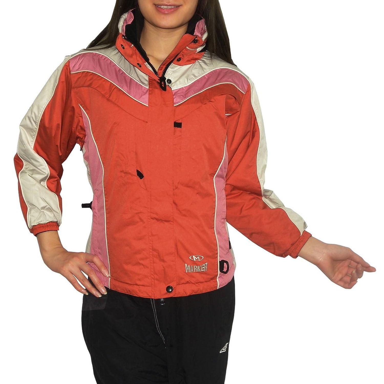 Bonus Pack: MARKER Damen Winter Ski Snowboard Jacket & Goggles