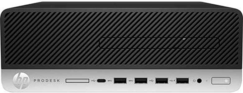 HP Business Desktop ProDesk 600 G5 Desktop Computer - Core i5 i5-9500 - 8 GB RAM - 512 GB SSD - Small Form Factor - Windows 10 Pro 64-bit - Intel UHD Graphics 630 - English Keyboard