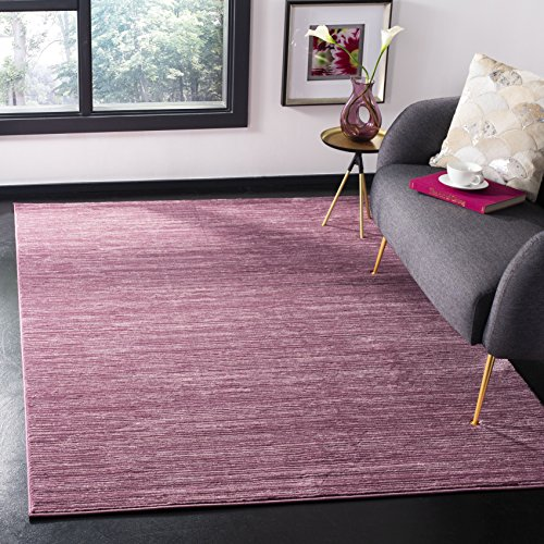 (Safavieh Vision Collection VSN606A Grape Purple Tonal Area Rug (5'1