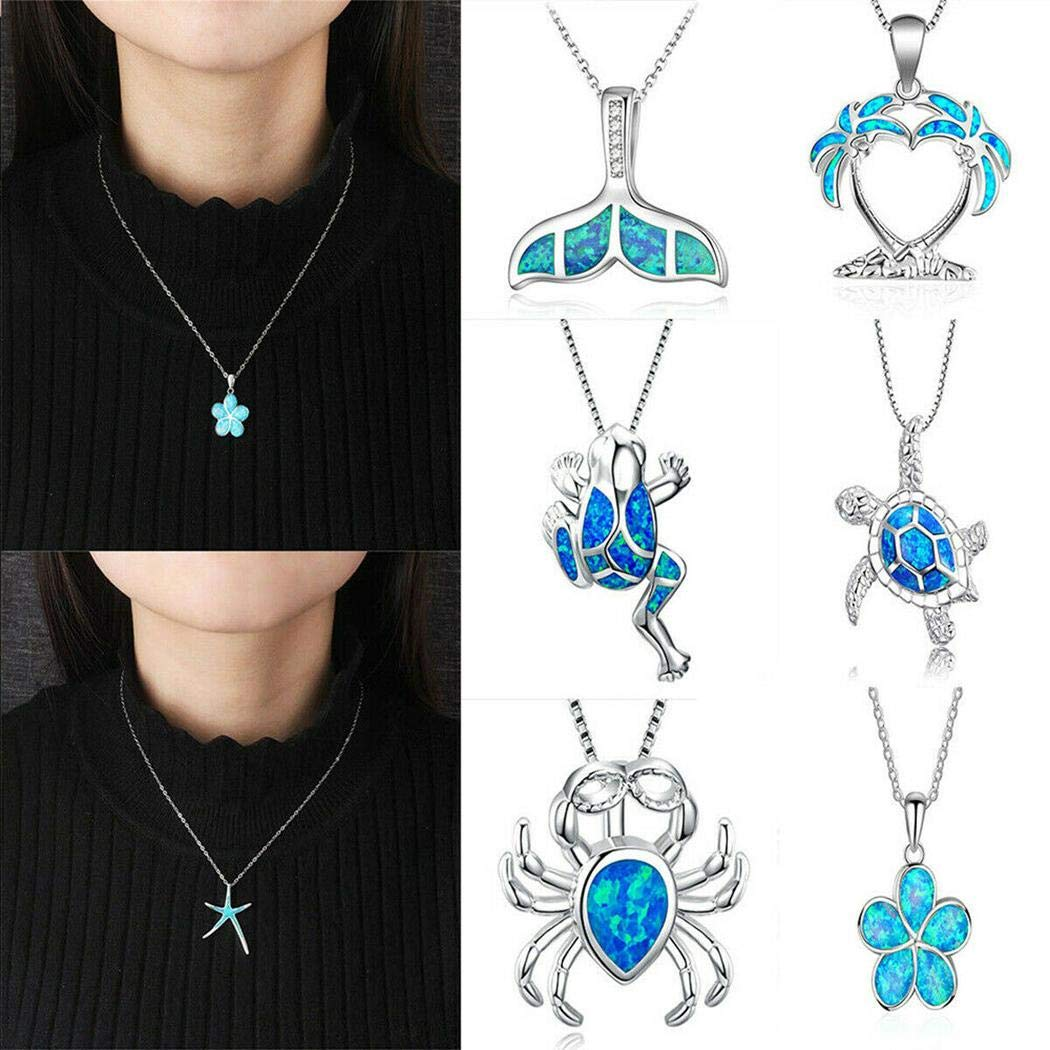 XioNiu Women Fashion Charm Pendant Necklace Chain Lover Jewelry Gifts Pendant Necklaces