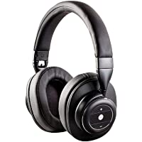 Monoprice SonicSolace Active Noise Cancelling Bluetooth Over the Ear Headphones