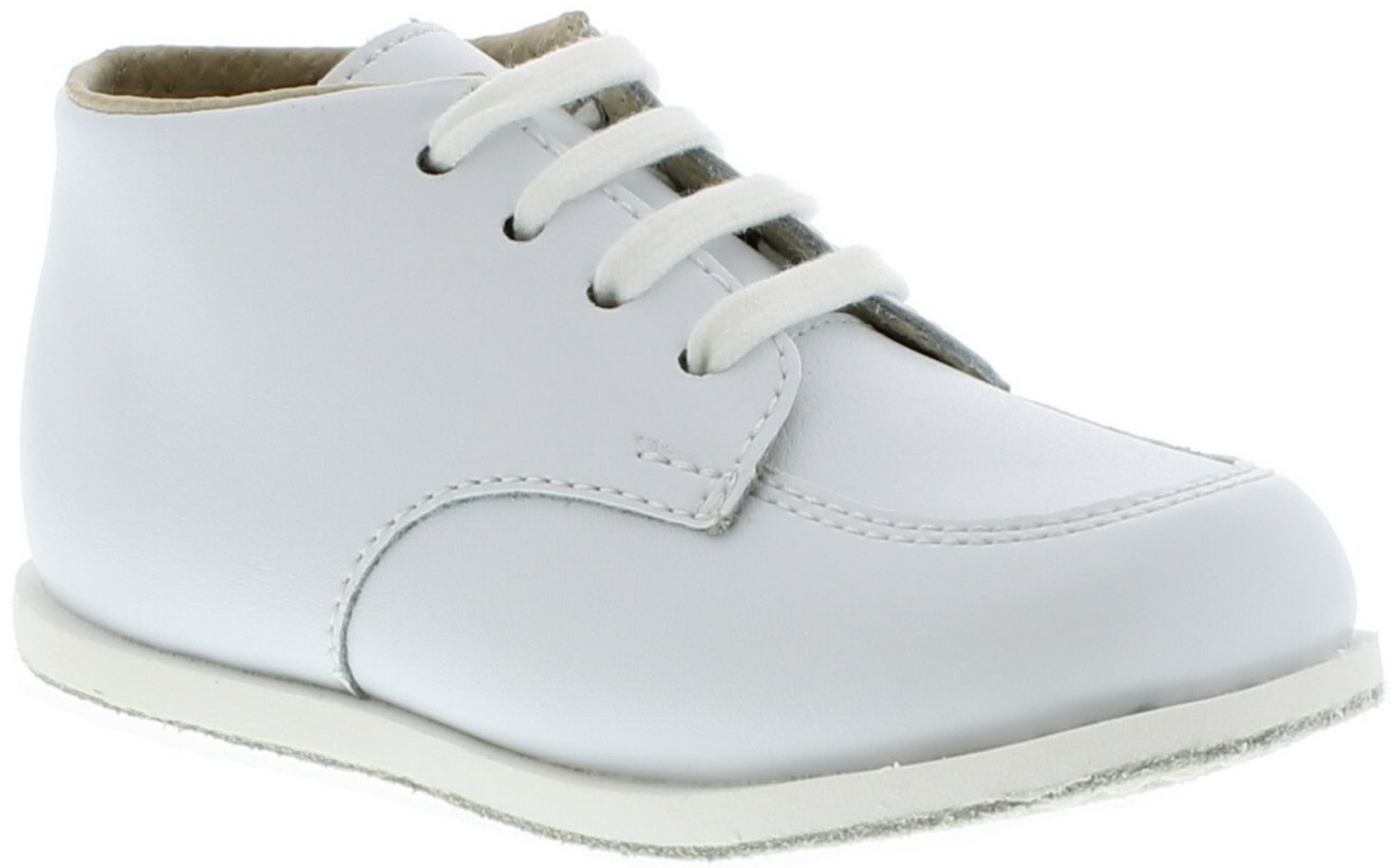 FootMates Unisex Seraph 2 (Infant/Toddler) White Oxford 6 Toddler M/W by FOOTMATES