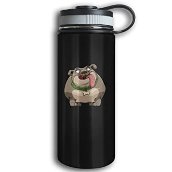 A Dog Whose Tongue Is Tongue Tied Printing Reusing Gym Vacuum Flask Coffee Carafe
