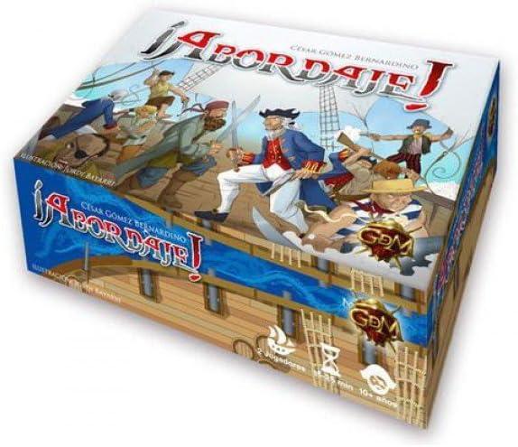 GDM Games- Abordaje Pirata Juego, 1 (Guerra de Mitos GDM113)