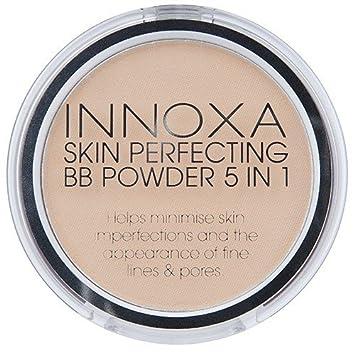 Amazon.com: innoxa perfección de la piel polvo BB, 5 en 1 ...