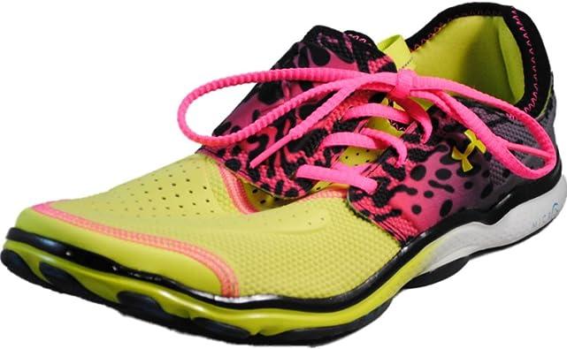 UA Micro G Toxic Six Running Shoes