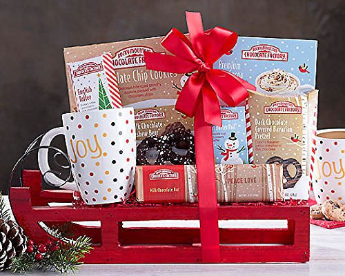 Rocky Mountain Chocolate Factory Toboggan