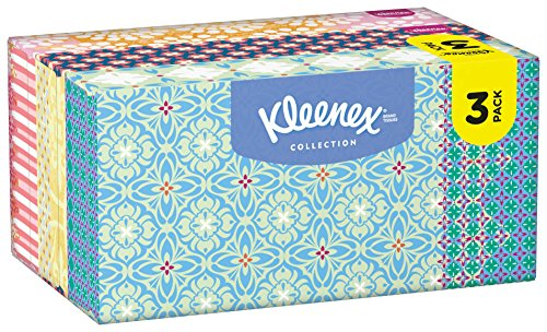Kleenex Trio Collection Box (doeken), 1 stuk (1 x 210 stuks)