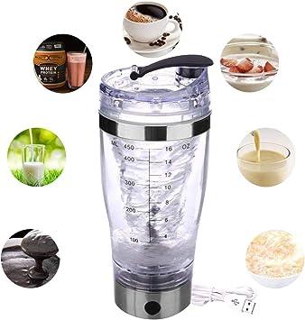 Libertry Electric Mixing Cup Mezclador automático Batido de leche ...