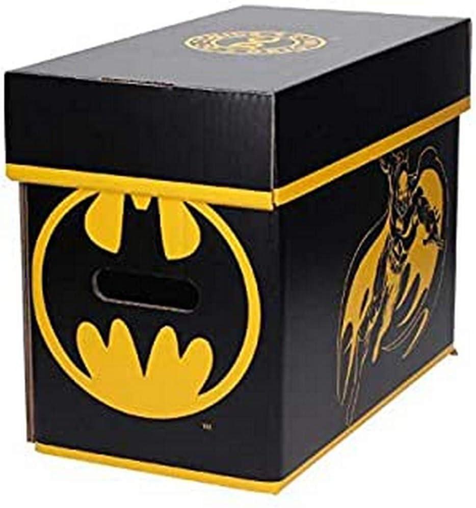 Ultra Pro Caja Batman Comic Box DC Comics Official Merchandising Cajas Almacenaje de Adornos Festivos Artículos para el hogar Unisex Adulto, Multicolor (Multicolor), única: Amazon.es: Hogar