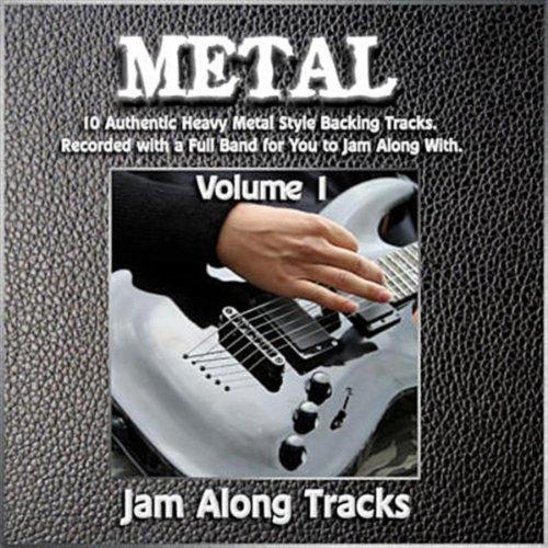 (Metal, Vol. 1: Heavy Metal Style Backing Jam Track Play)