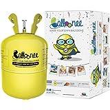 Balloonee Standard Mini Disposable Helium Party Kit