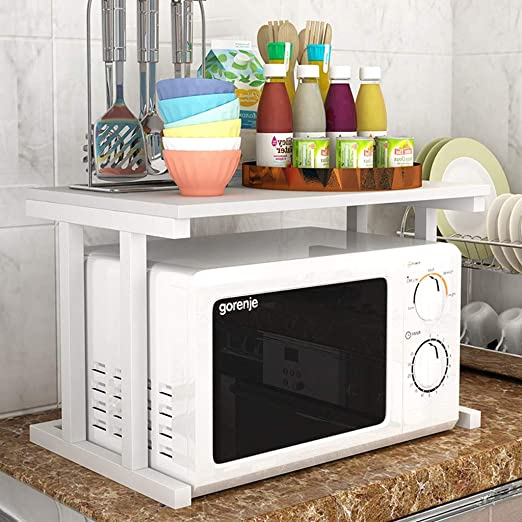 YJWOZ Rejilla De Horno Microondas For Cocina, Rejilla ...