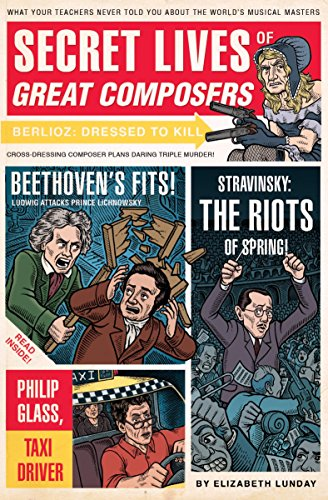 A Humorous Book About Many Different Composers