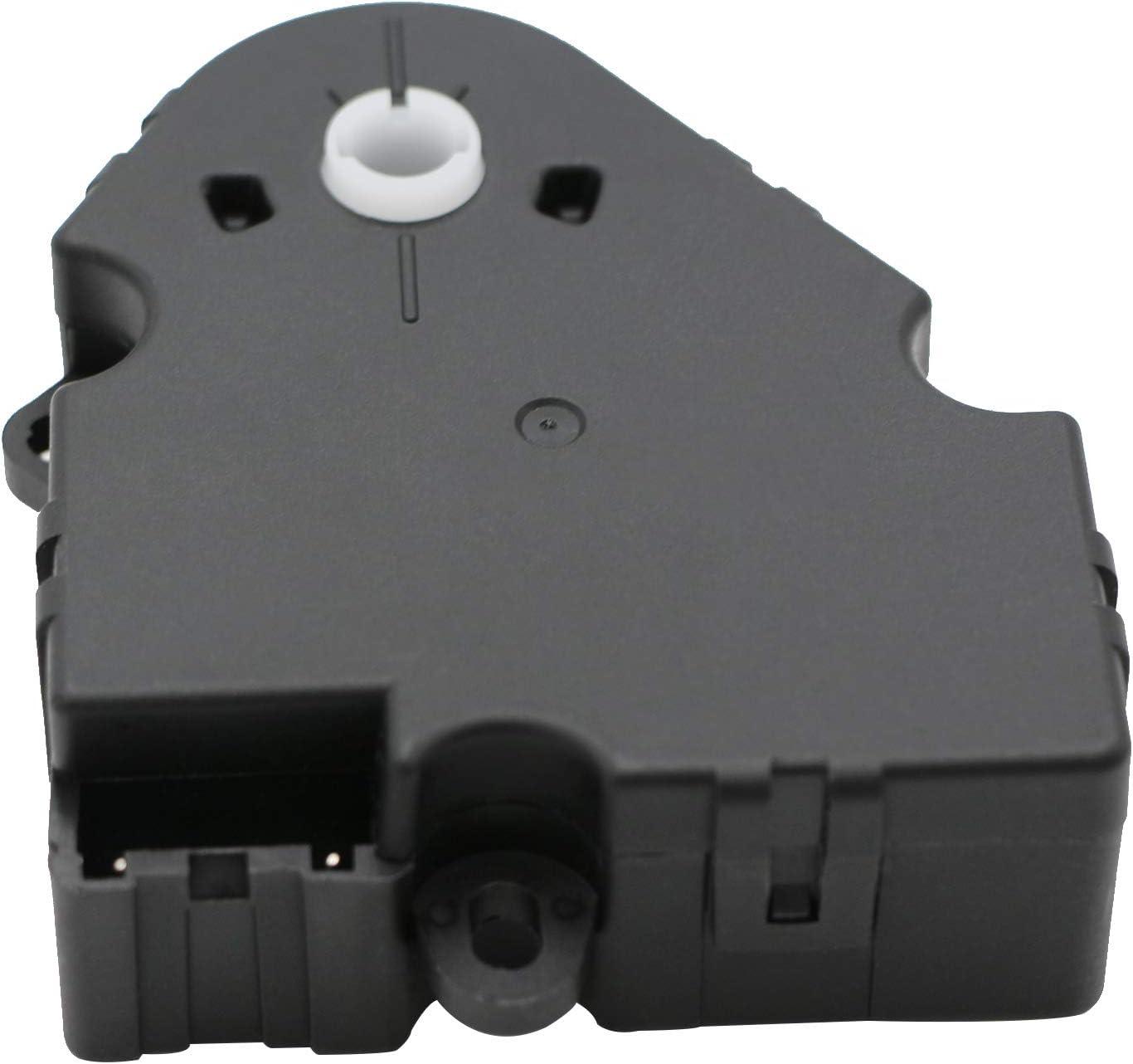 Fits Chevy Silverado 1500 Silverado 2500 HD Tahoe 52402588 GMC Sierra 1500 99 00 01 02 03 04 05 06 07 08 09 10 11 12 13 Blend Door Actuator Replaces# 89018365 HVAC Blend Control Act 604-106