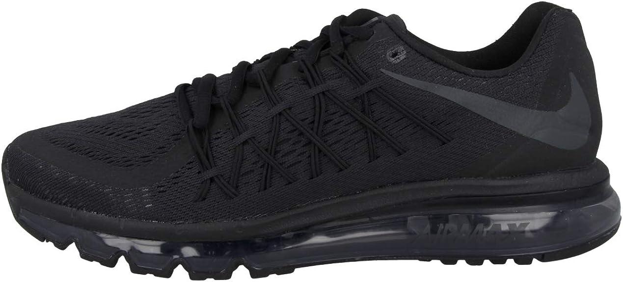 Nike - Zapatillas Nike Air MAX 2015 - BQ7548 002 - Negro, 41: Amazon.es: Zapatos y complementos