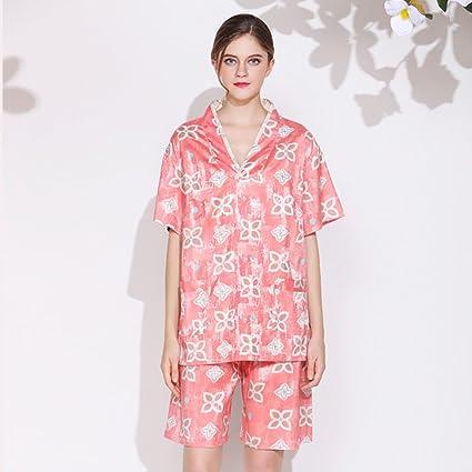 GJM Shop algodón con bolsillos albornoz ---- Modelos Masculinos Y Femeninos Algodón Escote En V Exclusivo Pijama ...