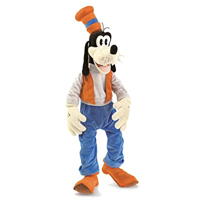Folkmanis Disney Goofy Character Puppet: Toys & Games