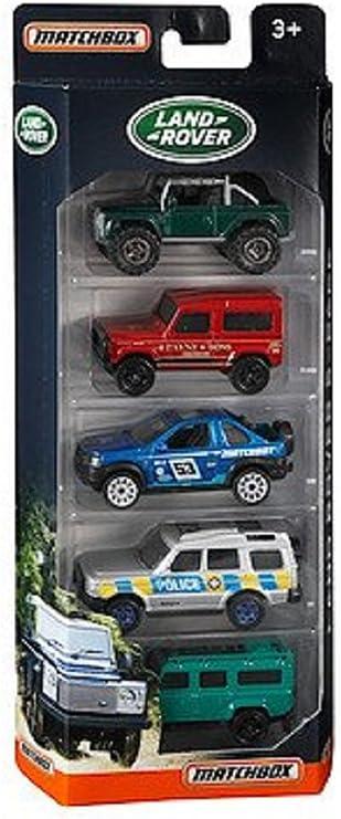 MATCHBOX LAND ROVER by Mattel: Amazon.es: Juguetes y juegos