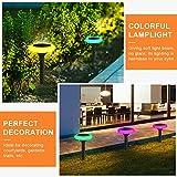 Solar Light Outdoor, LightMe Solar Garden Lights 4