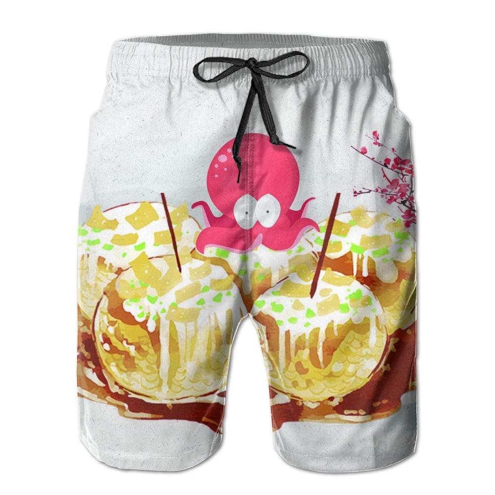 New Octopus Trunks Shorts For Men