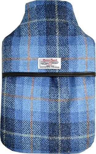 Vagabond Bags Harris Tweed Check Wärmflasche, 2Liter
