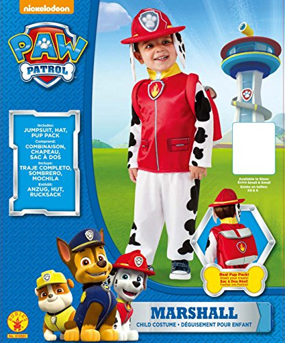 Rubie's PAW Patrol Marshall Child Costume Only $12.48