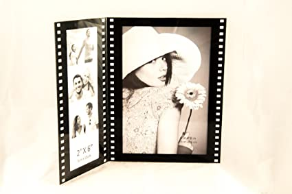 Amazon.com - Photo Booth Frame combo 2x6 and 4x6 picture frame (12) -