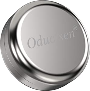 Oductsen Stash Jar Herb Storage Container in Sturdy,Air Tight Aluminum,2.1