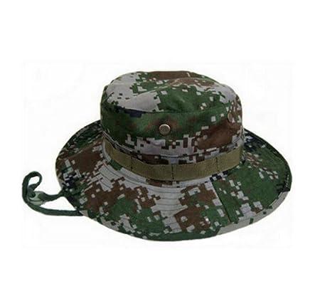 JUNGEN Camuflaje Sombrero Redondeado protección Solar Boone ...