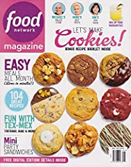 food network magazine may 2018