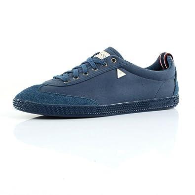 Le Coq Sportif Men's Baskets Provencale 2 CVS Trainers Blue Size: 5