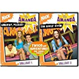 The Amanda Show, Vol. 1 - Amanda, Please / The Amanda Show, Vol. 2 - The Girls' Room by Nickelodeon by Bruce Gowers Mary Schmid