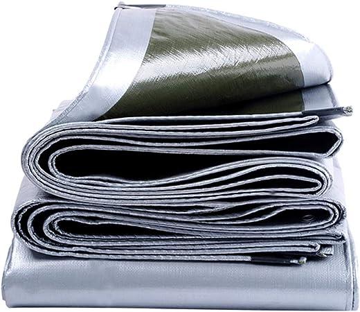 Fundas para Muebles De Jardin Barra De Color Lona Alquitranada Tela Impermeable Protector Solar Impermeable Espesar Lona Alquitranada Coche Pabellón Cobertizo De Plastico PVC (Size : 5mx6m): Amazon.es: Hogar