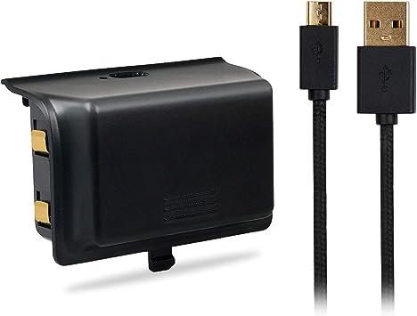 MoKo Xbox One Paquetes de Baterías: Amazon.es: Electrónica