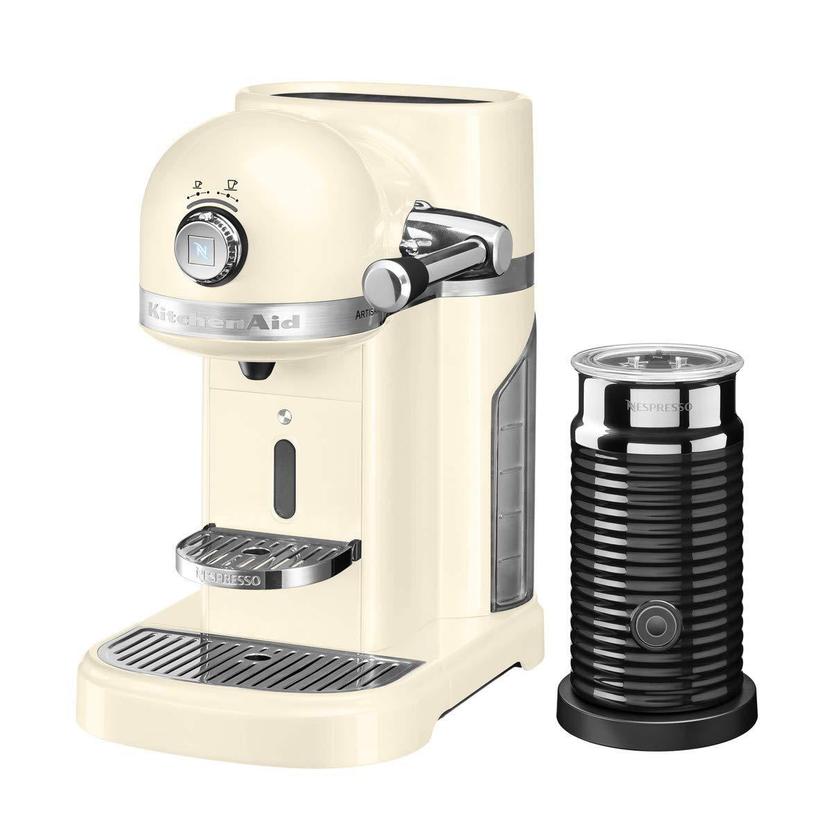 KitchenAid 5 kes050 4eac/4 eléctrica con cápsulas de Nespresso ...